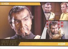 Star Trek Aliens - No.6 Gold Parallel Card #070/100