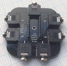 Mezclador de 6 Canales Estéreo Pasiva Ideal Para Sintetizadores Korg Volca Mesa Ltd Ed Negro