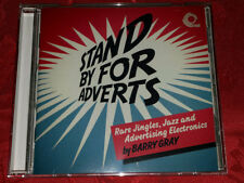 STAND BY FOR ADVERTS Rare Jingles, Jazz & Advertising Electronics by BARRY GRAY