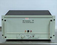 Mb Dynamics Ss2500m Amplifier