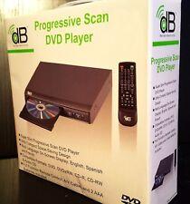 db super slim ultra compact prgressive scan dvd player(a2)