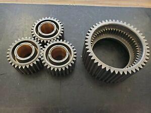Pratt & Whitney PT6 Gears