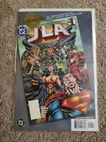 MILLENNIUM EDITION: JLA (2000 DC) #1 NM