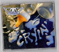 CRYIN AEROSMITH GERMAN 3 SONG CD SINGLE IMPORT
