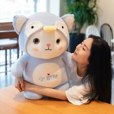 New listing Plush panda rabbit hamster penguin plush toy stuffed simulation animal soft doll