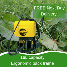 BERTHOUD VERMOREL 2000 16L KNAPSACK SPRAYER FOR WEEDKILLER FERTILISER