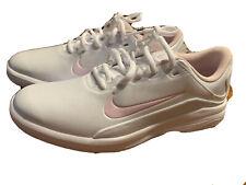 "Nike Fitsole Women""s Sz 8W White/ Pink"