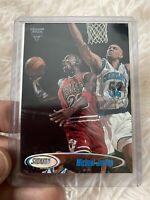 1998 Topps Stadium Club Michael Jordan #62 Basketball Card Chicago Bulls Rare