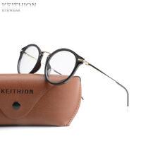 New Vintage Eyeglass Metal Frame Glasses Retro Spectacles Clear Lens Eyewear