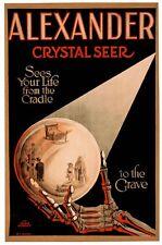 Magic Prints: Crystal Seer