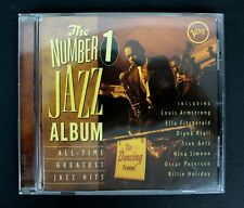 The Number 1 Jazz Album - All Time Greatest Jazz Hits - Various Artists 1999