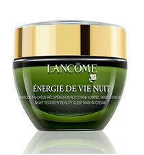 Lancôme Energie De Vie Nuit Night Recovery Beauty Sleep Mask in Cream 15ml
