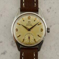 caea221324b3 C.1956 Vintage Omega Seamaster Ranchero 36mm watch CK 2990-1 in steel w