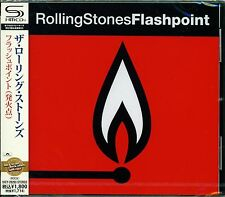 THE ROLLING STONES FLASHPOINT 2011 RMST SHM HIGH FIDELITY CD - 17 TRACKS - NEW!