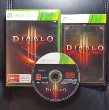Diablo III 3 (Microsoft Xbox 360, 2013) Xbox 360 Game - FREE POST