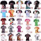 New Women Short Sleeve Cycling Jersey Bike Clothing Bicycle Sport Top Team Shirt