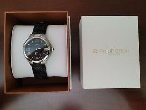 Philip Stein Classic Men's Round Large Watch