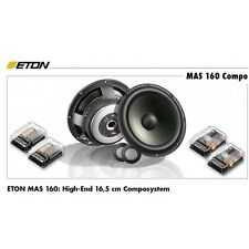 ETON MAS 160 High-End 16,5 cm Composystem Componenten-Lautsprecher 100 Watt