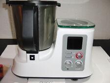 Küchenmaschine Quigg mit waage und Rezeptbuch