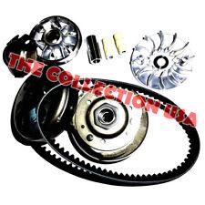 Transmission Clutch Rebuild Kit Eton Yukon Viper 150 Atv Variator Belt Pulley