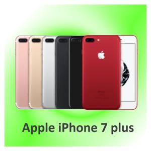 Apple iPhone 7 Plus 32GB 128GB Unlocked/Verizon/AT&T/Straight Talk/Sprint 4G LT