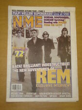 NME 1996 AUGUST 24 REM PULP SUPERGRASS SPACE PEARL JAM