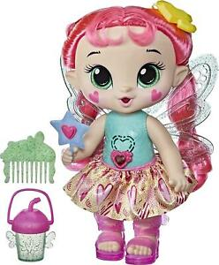 Baby Alive Glo Pixies Doll Sammie Shimmer Interactive 10.5-inch Brand New Toy