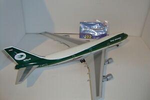 INFLIGHT 200 1/200 IRAQI AIRWAYS BOEING 747-200 REG: YI-AGP LTD EDITION - NEW