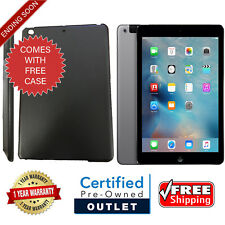 Apple iPad Air, 32GB, Wifi Only,  Space Gray, Comes With Bundle