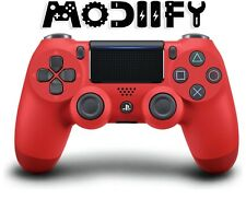 ps4 controller red V2 rapid fire
