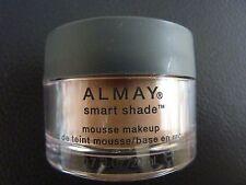 Almay Smart Shade Mousse Makeup / Foundation - LIGHT MEDIUM  #200 - New & Sealed