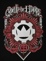 CROWN THE EMPIRE METALCORE BAND - SMALL BLACK T-SHIRT- C665