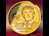 President Donald Trump large 100mm Commemorative coin 45th PRESIDENT OF THE USA