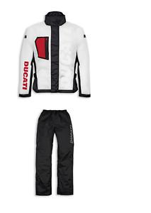 Completo antipioggia DUCATI giacca e pantaloni