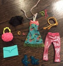 Monster High Doll Clothing, Shoes & Accessories lot for Picture Day Lagoona