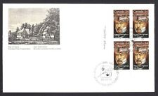 Canada  FDC  # 1090       CANADIAN PERSONALITES    1986 LLp    New & Unaddressed