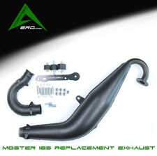 Paramotor engine Vittorazzi Moster 185 exhaust pipe