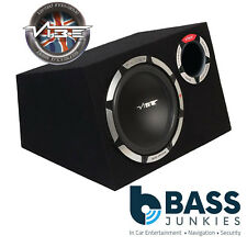 Vibe PULSECBR12-V7 900 Watts 4 Ohm Bass Reflex Car Sub Subwoofer Enclosure