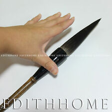 LARGE Couplet Writing Brush for Chinese Fai Chun Calligraphy - 1pc (Bear Hair)