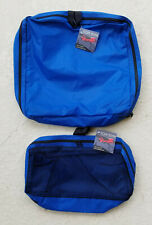 2pc Tom Bihn Aeronaut 45 Packing Cube A45 Large & Small Laundry, Island Blue NWT