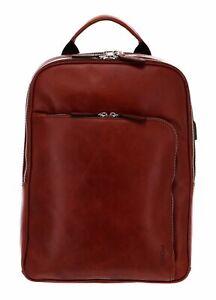 PICARD Buddy Backpack Rucksack Tasche Cognac Braun Neu