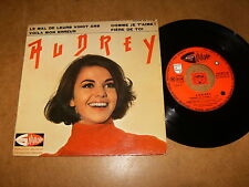 AUDREY - EP FRENCH SALVADOR 434852 - LISTEN - JAZZ TEEN GIRL FRENCH POPCORN