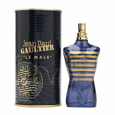 Le Male by Jean Paul Gaultier for Men 4.2 oz EDT Spray Collector Edition New