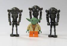 LEGO® STAR WARS™ 4 Figuren Yoda Super Battle Droid aus Set 7654