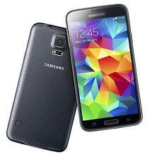 "Original New Samsung Galaxy S5 SM-G900A AT&T 16GB GPS NFC 5.1"" Smartphone Black"