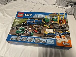 Lego City Cargo Train (60052) NEW IN SEALED BOX!!