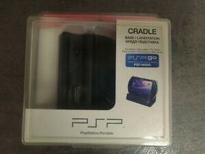 PSP GO CRADLE NEW SEALED PLAY STATION PORTABLE STAND