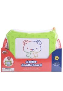 PlayRight 4 Color Doodle Board Toy SHIPS FREE
