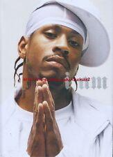 "Reebok ""I Am What I Am"" Clothing 2005 Double Page Magazine Advert #2787"