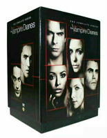 THE VAMPIRE DIARIES The Complete Series 1-8, Box Set, NEW    **U.S. SELLER**